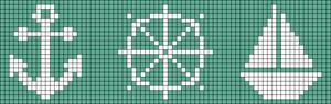 Alpha pattern #21473 variation #172485