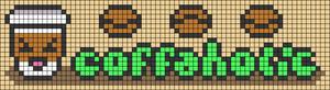 Alpha pattern #92235 variation #172578