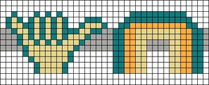 Alpha pattern #94910 variation #172986