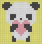 Alpha pattern #50910 variation #173099
