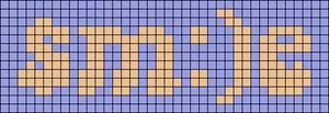 Alpha pattern #60503 variation #173100