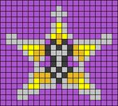 Alpha pattern #95063 variation #173115