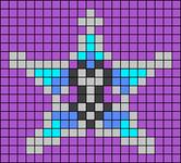 Alpha pattern #95063 variation #173116