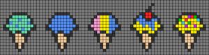 Alpha pattern #63679 variation #173161