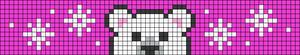 Alpha pattern #62564 variation #173237