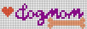 Alpha pattern #38996 variation #173254