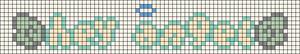 Alpha pattern #83707 variation #173264