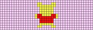 Alpha pattern #34556 variation #173332