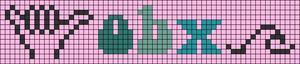 Alpha pattern #94888 variation #173334