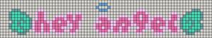 Alpha pattern #83707 variation #173434