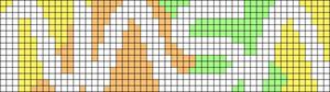 Alpha pattern #73411 variation #173571