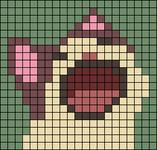 Alpha pattern #95207 variation #173717