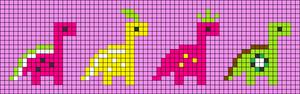 Alpha pattern #74582 variation #173876