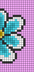 Alpha pattern #92260 variation #174076