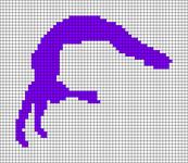 Alpha pattern #46002 variation #174080