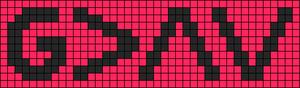 Alpha pattern #41855 variation #174104