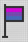 Alpha pattern #78009 variation #174159