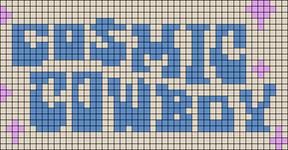 Alpha pattern #95491 variation #174174