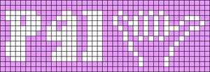 Alpha pattern #94658 variation #174182