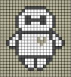 Alpha pattern #56872 variation #174242