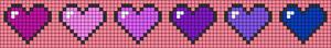 Alpha pattern #43925 variation #174322