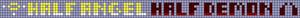 Alpha pattern #95498 variation #174328