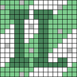Alpha pattern #90278 variation #174403