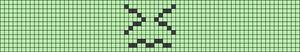 Alpha pattern #95638 variation #174463