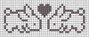 Alpha pattern #9125 variation #174479