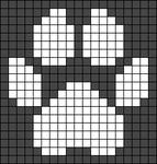 Alpha pattern #95038 variation #174526