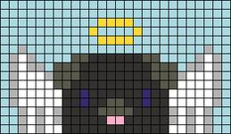 Alpha pattern #62331 variation #174539
