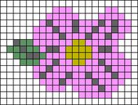 Alpha pattern #67427 variation #174646