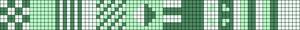 Alpha pattern #95012 variation #174716