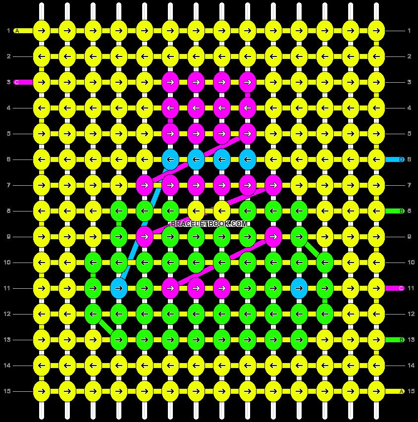 Alpha pattern #92646 variation #174719 pattern