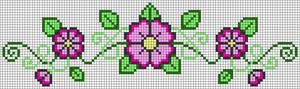 Alpha pattern #95705 variation #174764