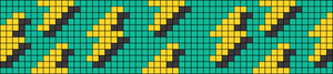 Alpha pattern #66612 variation #174895