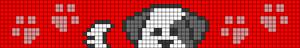 Alpha pattern #52630 variation #174897