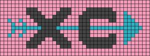 Alpha pattern #62585 variation #175121