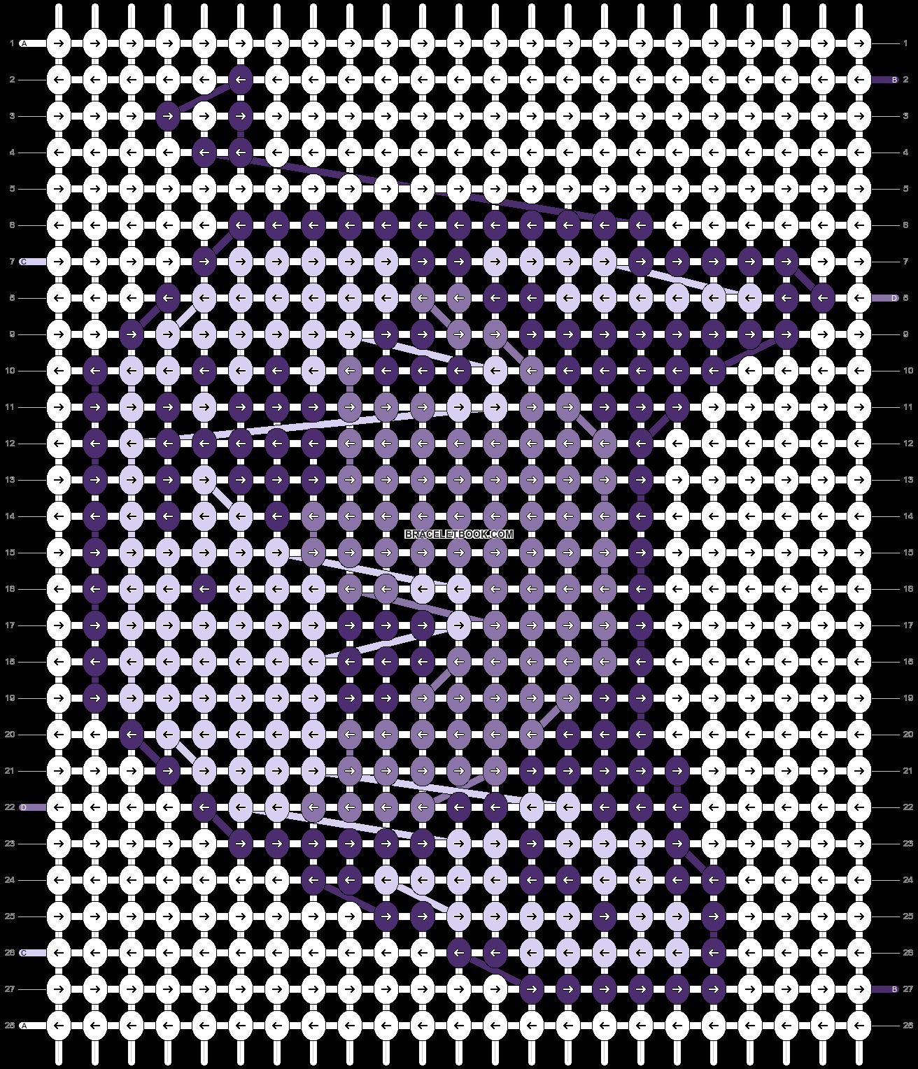 Alpha pattern #95827 variation #175125 pattern