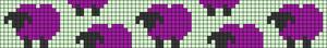 Alpha pattern #53921 variation #175201
