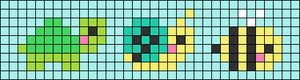 Alpha pattern #93512 variation #175411