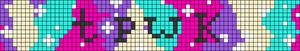 Alpha pattern #45766 variation #175687
