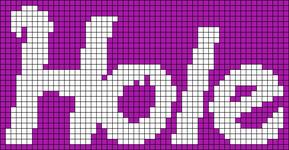 Alpha pattern #13768 variation #175717