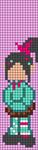 Alpha pattern #71175 variation #175803
