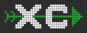 Alpha pattern #62585 variation #175889