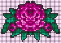 Alpha pattern #94324 variation #175910