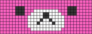 Alpha pattern #41430 variation #176123