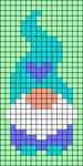 Alpha pattern #73372 variation #176279