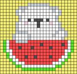Alpha pattern #28620 variation #176312