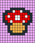 Alpha pattern #96285 variation #176399